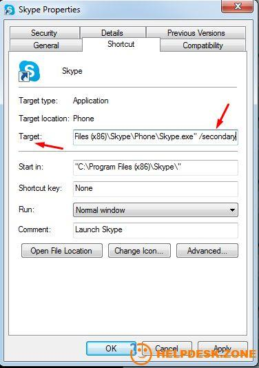 Multiple Skype on same PC - Guide