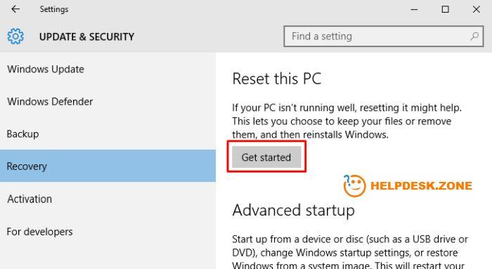 How to reset Windows 10 PC - Smart guide